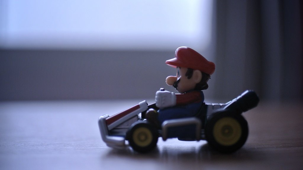 Mario Kart might be the greatest game of all time.