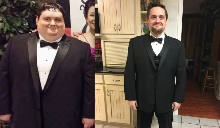 How Kenney the Tabletop Gamer Lost 120 Pounds and Found His Voice (Literally).