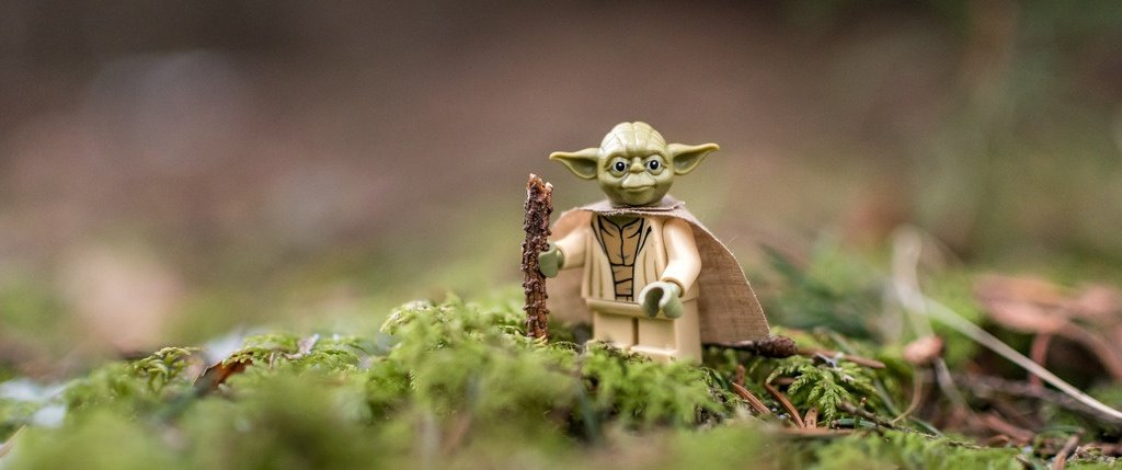 """We are about to explore Yoda's advice """"there is no try."""""""