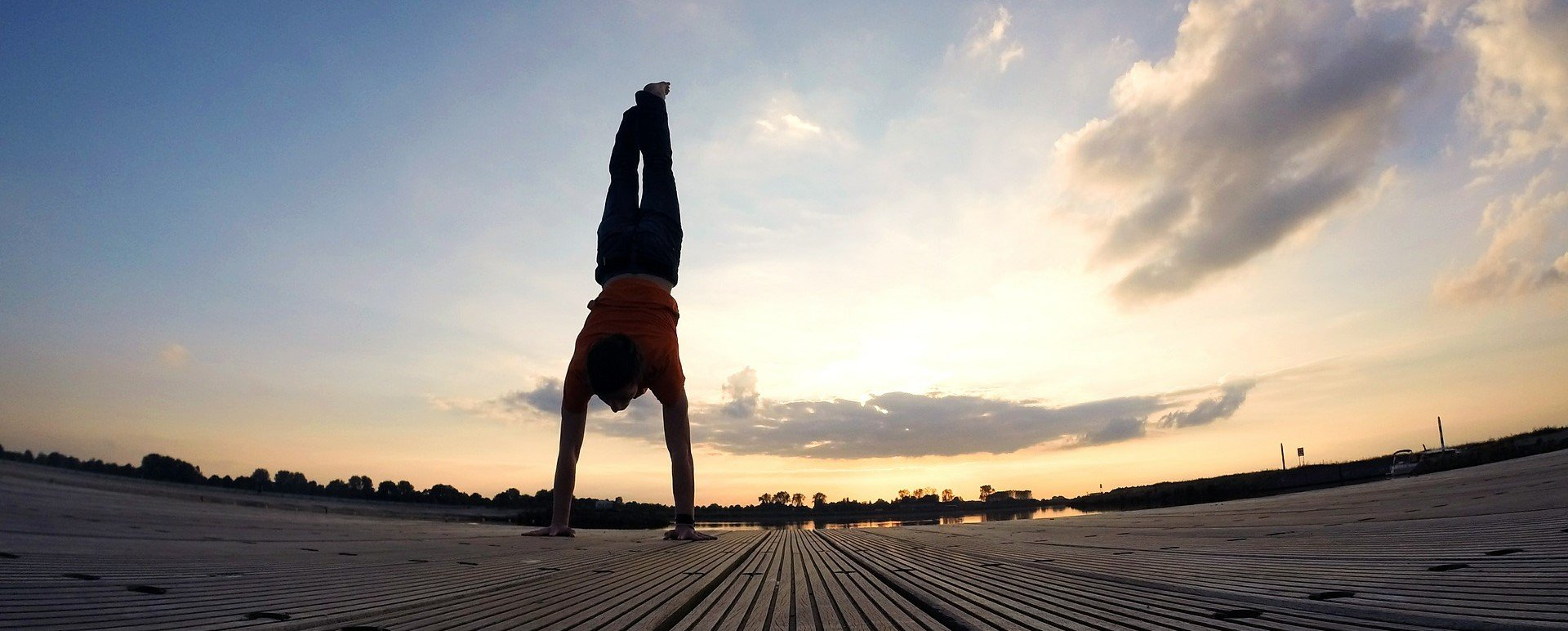 Now you know how to progress into a full handstand!!!