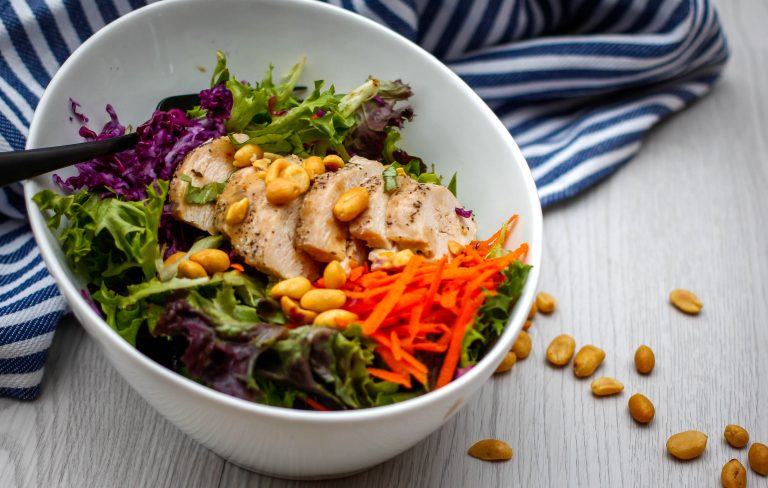 You can eat a lot worse than a Mediterranean salad!
