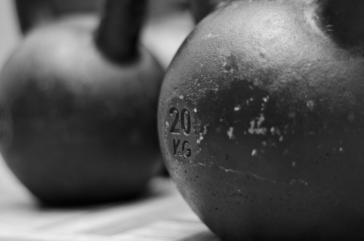 The 20 Minute Beginner Kettlebell Workout: build muscle, burn fat, level up!