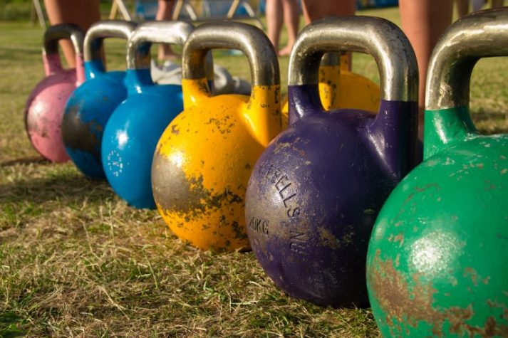 What kind of kettlebell should you use?