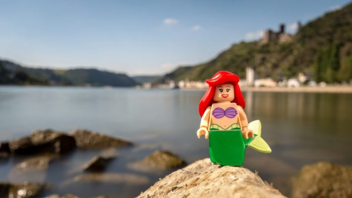 This mermaid is interested in HIIT for weight loss.