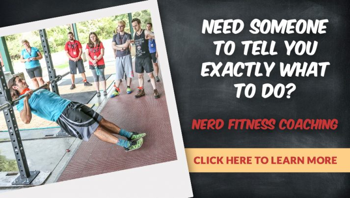 Your NF Coach Can Help you build a workout