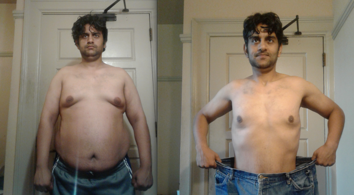 How Fahad the Computer Repair Technician Lost 50+ Pounds and Changed His Life from the Inside Out.