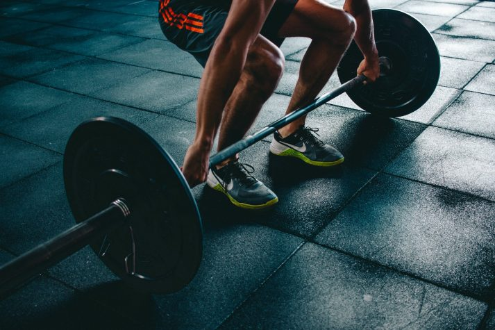You may come across deadlifts as part of CrossFit.