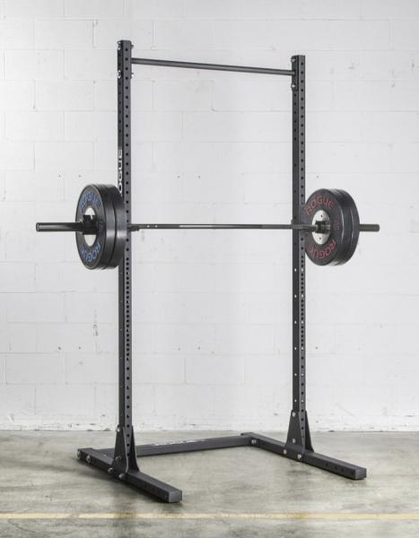 Si encuentras un puesto de cuclillas como este en tu gimnasio, ¡eres bueno en eso!