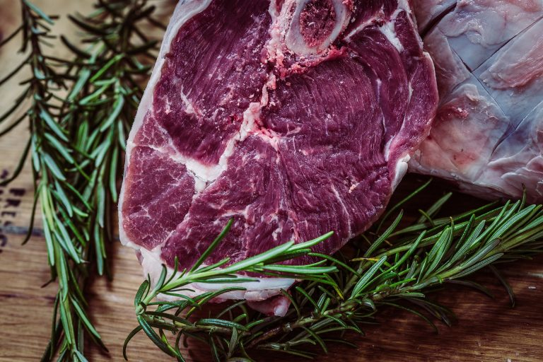 Can you even season steaks with herbs on an all-meat diet?