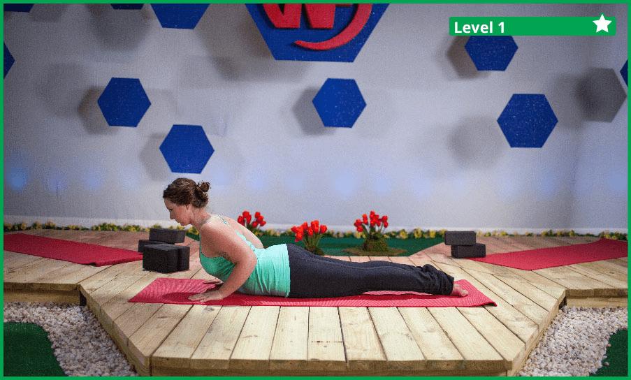 The Yoga Cobra Pose