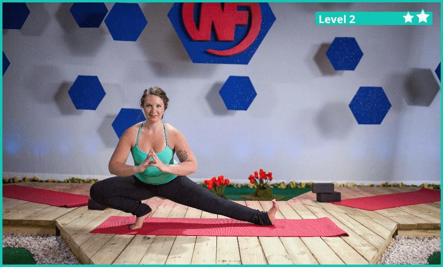 The Yoga Pose Ninja