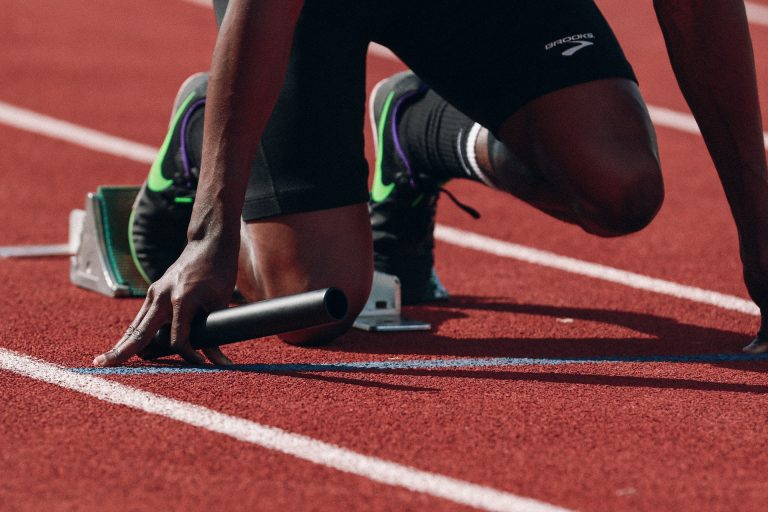 Creatine might help you sprint a little faster.