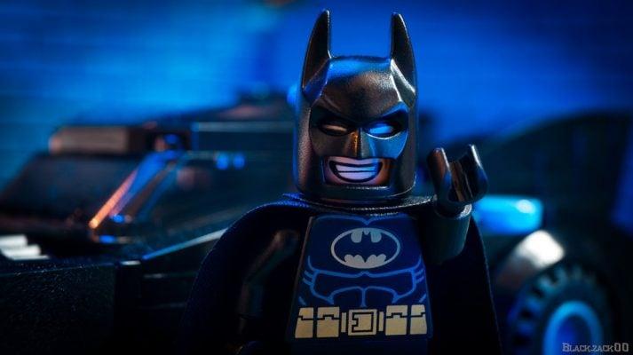 Of course Batman Strength Trains.