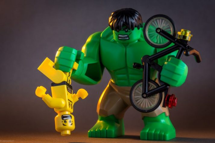Hulk wants to smash all of the nutrition industry.