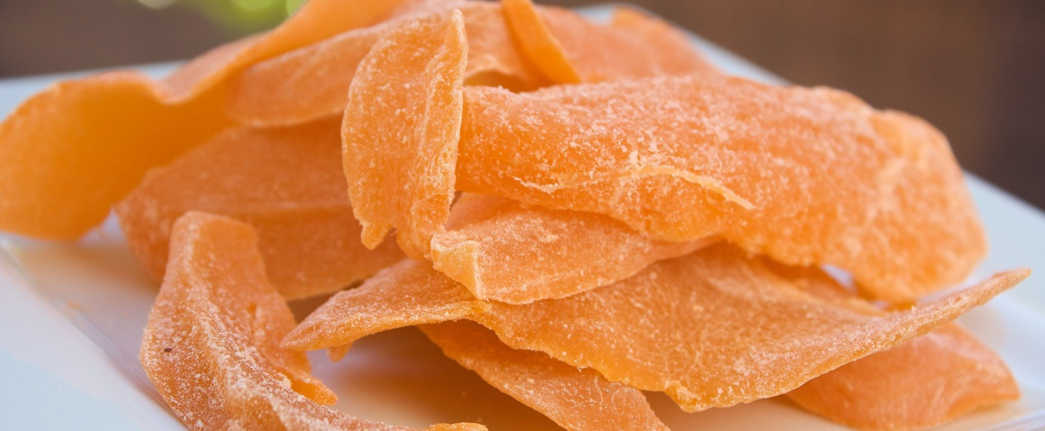 While fruit is healthy, how about dried fruit? Eh, not really.