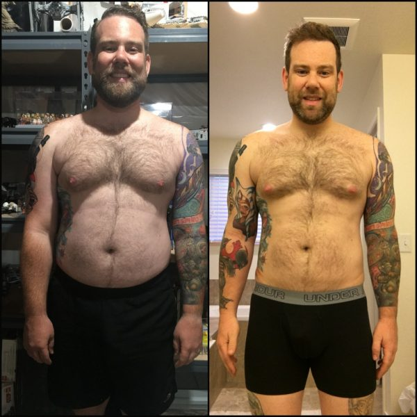 How Kyle the Vegetarian Lost 27 Pounds and Started Crushing Pull-Ups