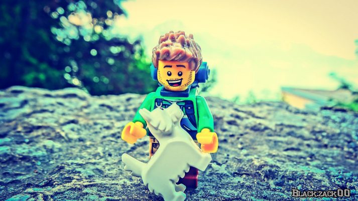 Este LEGO quiere que se le recuerde cómo perder grasa y aumentar la masa muscular.