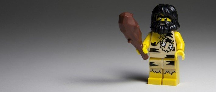 This LEGO Caveman wants to learn more about the Paleo Diet too