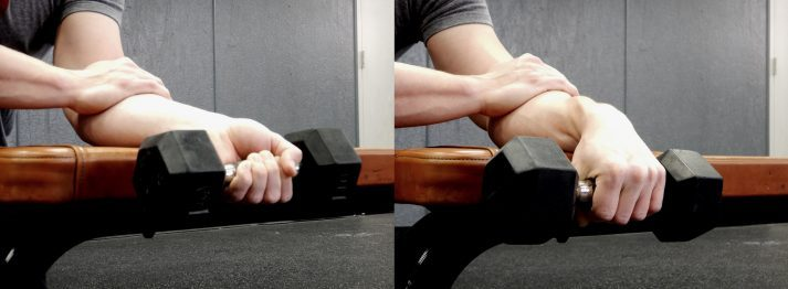 do wrist curls and reverse curls for mobility