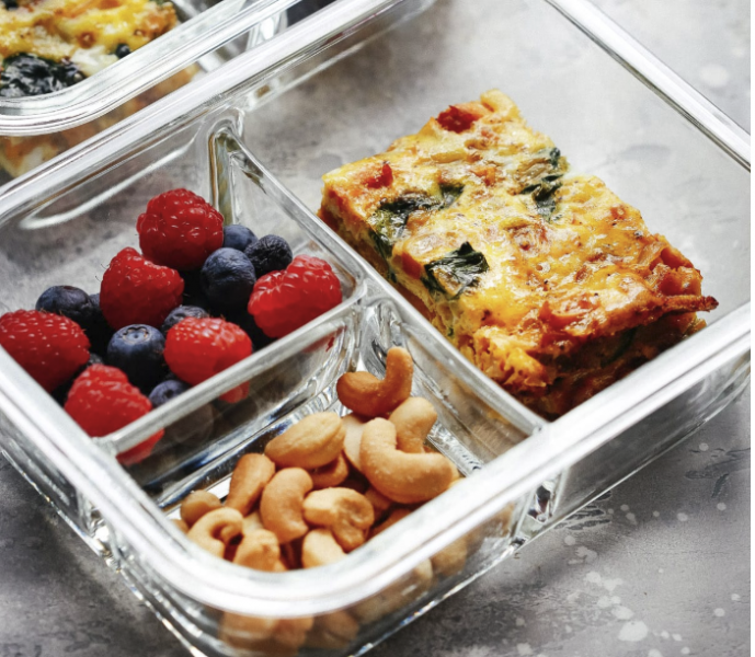 If you do a little prep work, you can have a tasty breakfast for every day of the week!