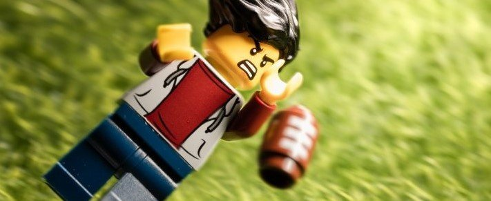 Should this LEGO play football DAILY? Let's find out.