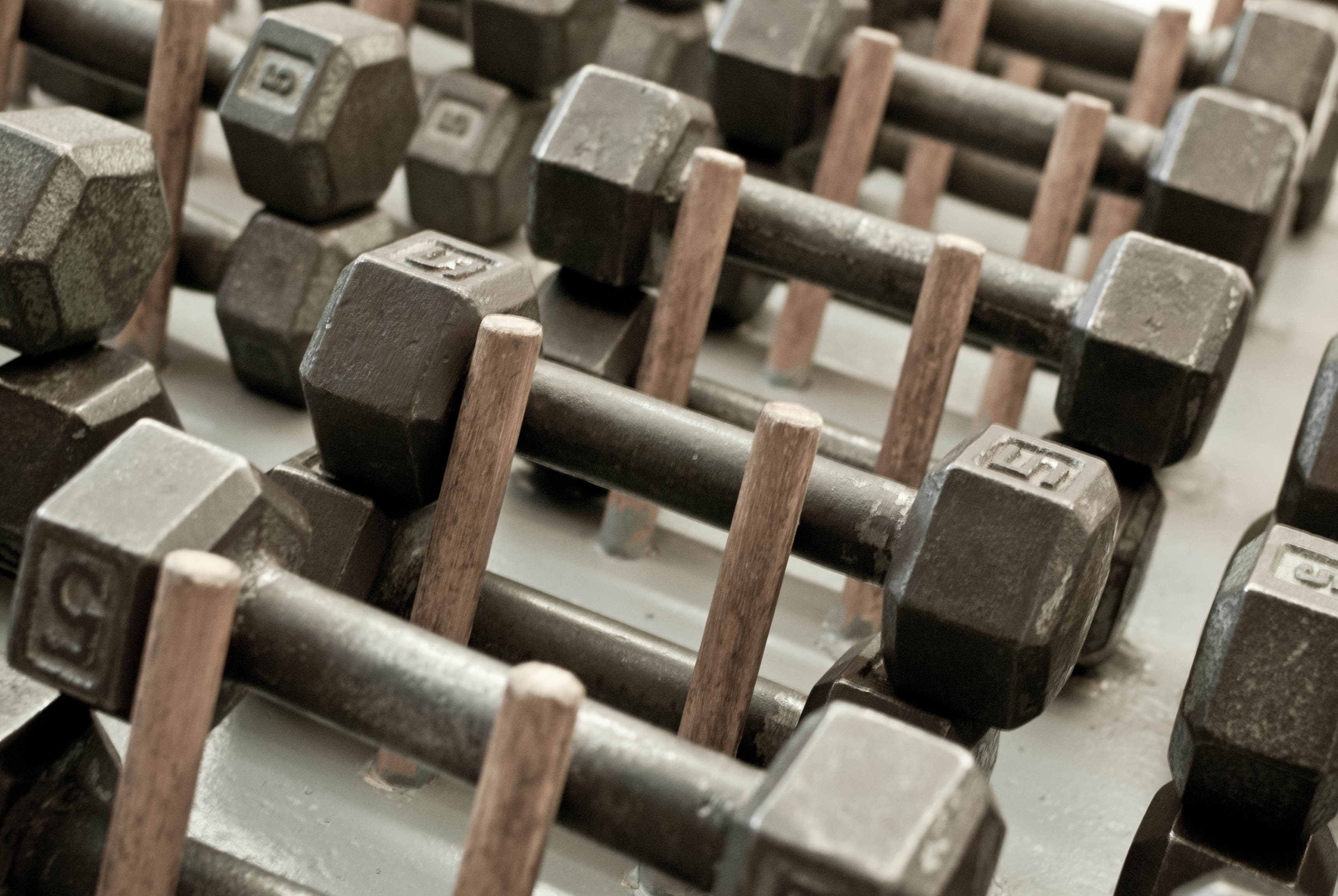 Dumbbells are a great way to start a strength training practice.