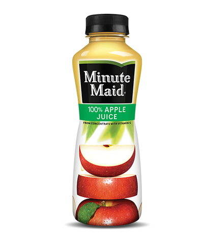 We'll take this as normal apple juice that someone would find.