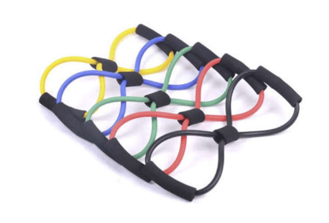 These are another form of resistance bands you may come across.