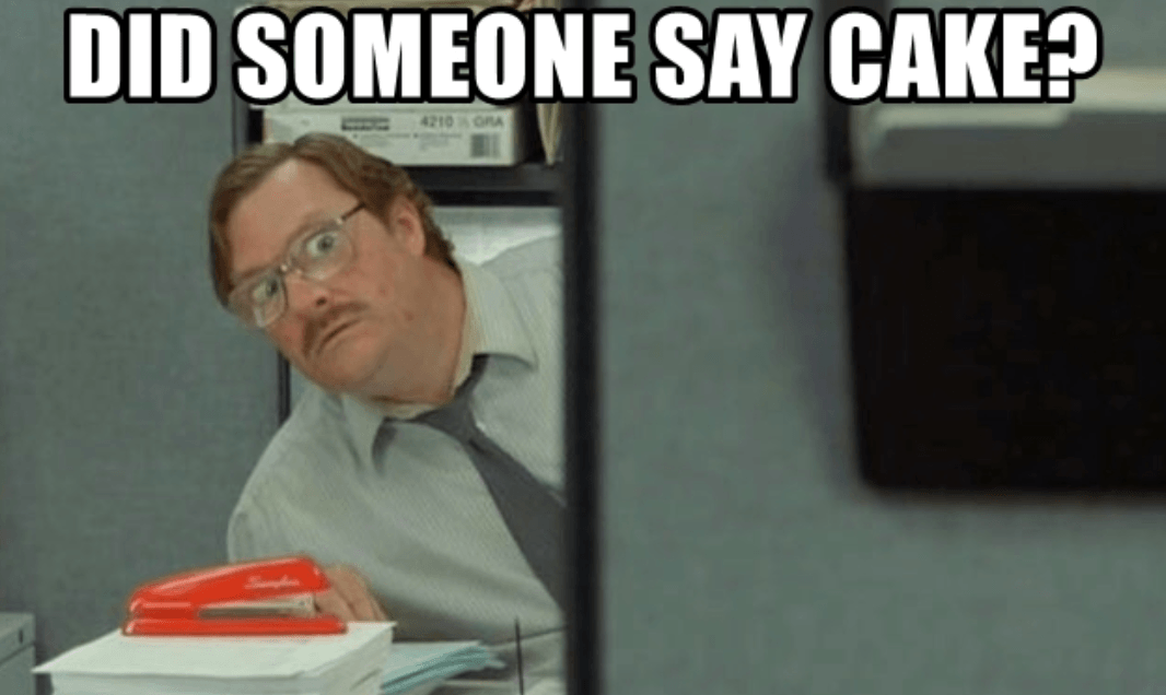 did someone say cake meme